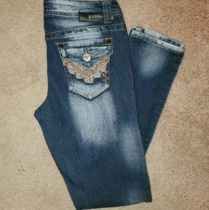Grane Skinny Jeans